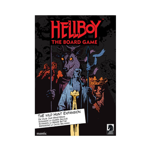 Hellboy The Wild Hunt Expansion - Ozzie Collectables