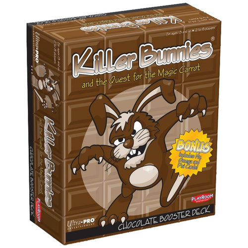 Killer Bunnies Quest Chocolate Booster