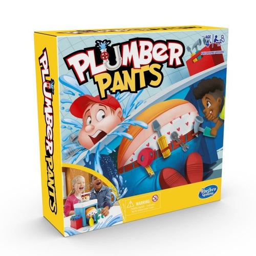 Plumber Pants - Ozzie Collectables