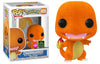 Pokemon - Charmander Flocked ECCC 2020 Exclusive Pop Vinyl - Ozzie Collectables