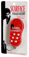 Scarface - In Your Pocket Talking Keychain - Ozzie Collectables