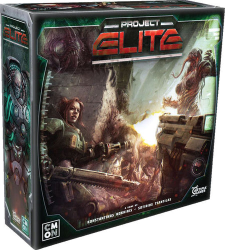 Project Elite - Ozzie Collectables
