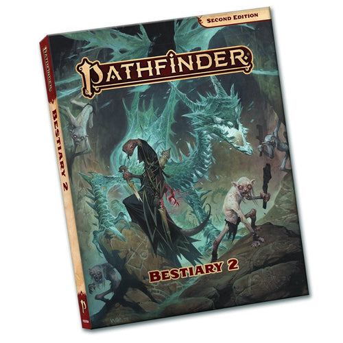 Pathfinder Second Edition Bestiary 2 - Pocket Edition
