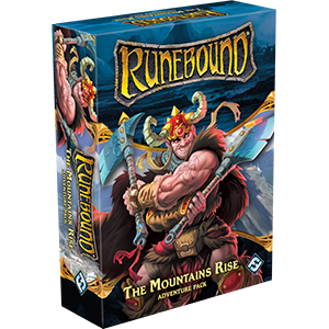 Runebound 3rd Ed The Mountains Rise - Ozzie Collectables