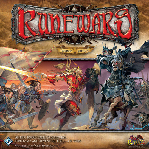 Runewars Revised Edition - Ozzie Collectables