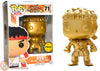 Ryu Gold Chase POP! Vinyl Figure - Street Fighter POP! Asia Exclusive - Ozzie Collectables