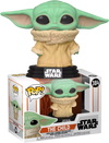 Star Wars: The Mandalorian - The Child Concerned US Exclusive Pop! Vinyl - Ozzie Collectables