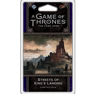 A Game of Thrones LCG Streets of King's Landing - Ozzie Collectables