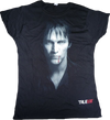 True Blood - Bill Portrait Female T-Shirt L - Ozzie Collectables