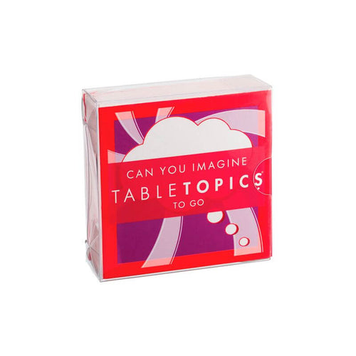 TABLETOPICS To Go - Can You Imagine - Ozzie Collectables