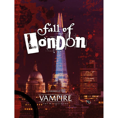 Vampire The Masquerade 5th Edition The Fall of London - Ozzie Collectables