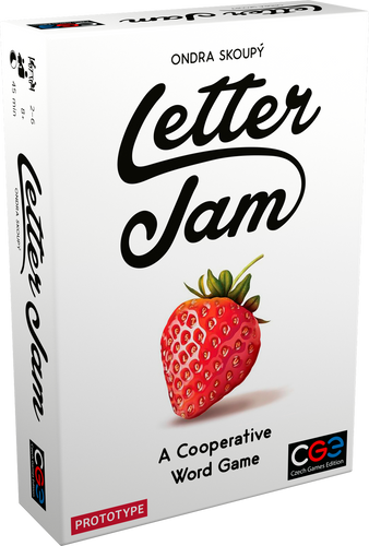 Letter Jam - Ozzie Collectables