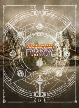 Warhammer Fantasy Roleplay Collector's Edition Rulebook - Ozzie Collectables