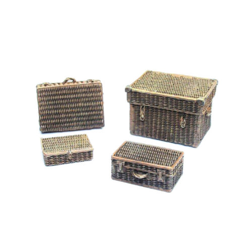 Vallejo Wicker Suitcases Diorama Accessory - Ozzie Collectables