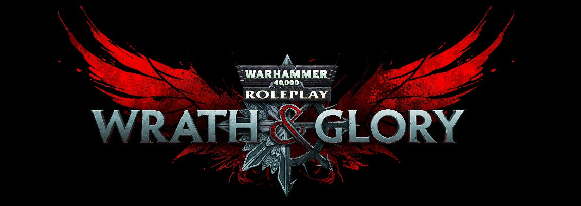 Warhammer 40000 Wrath & Glory Perils of the Warp Deck - Ozzie Collectables