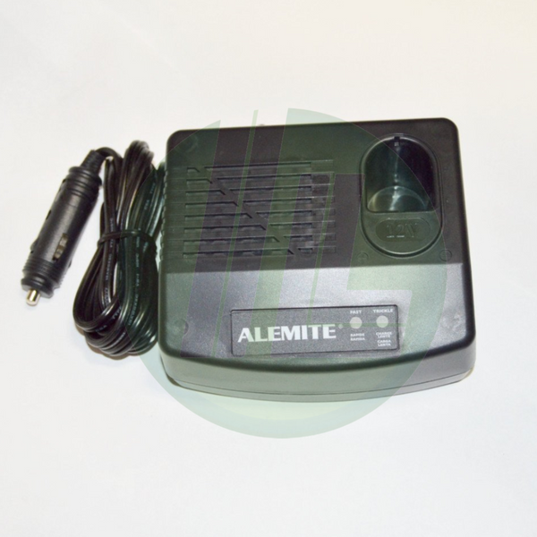 Alemite 339997 One Hour Mobile 12 V Battery Car Charger (Old Style)