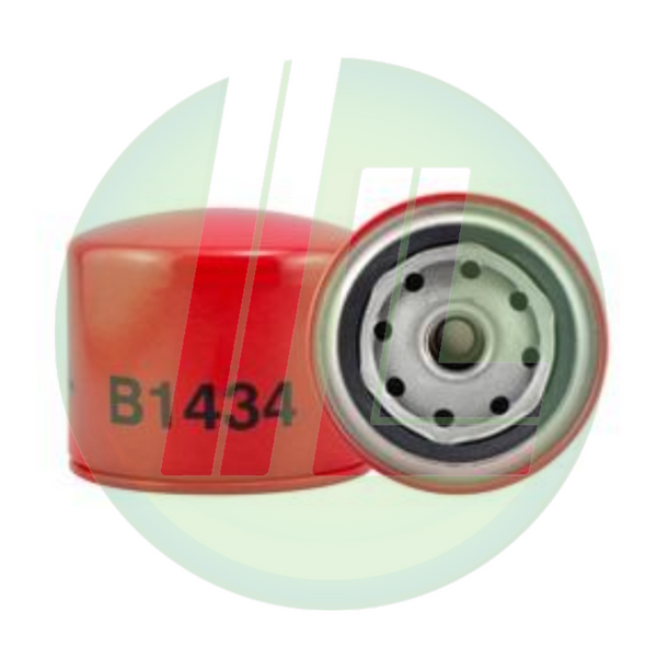 BALDWIN B1434 Full-Flow Lube Spin-On Fuel Filter