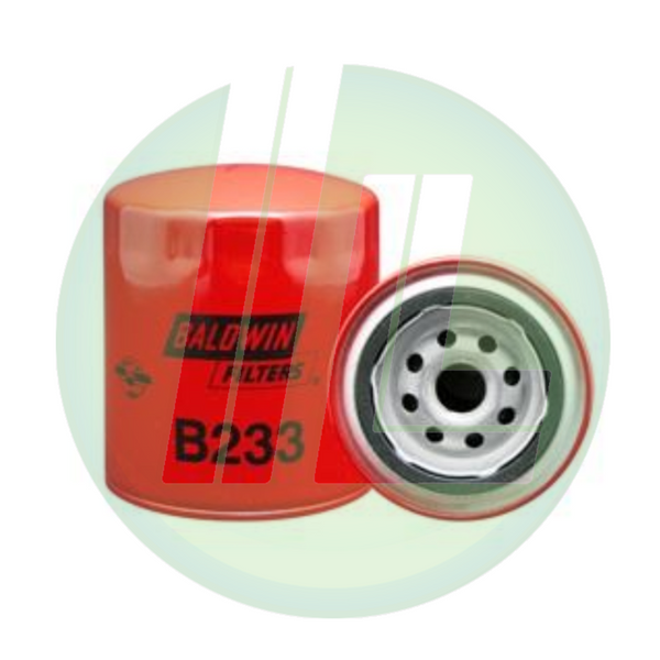 BALDWIN B233 Full-Flow Lube Spin-On Fuel Filter