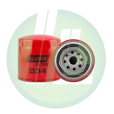 BALDWIN B34 Lube Spin-On Fuel Filter