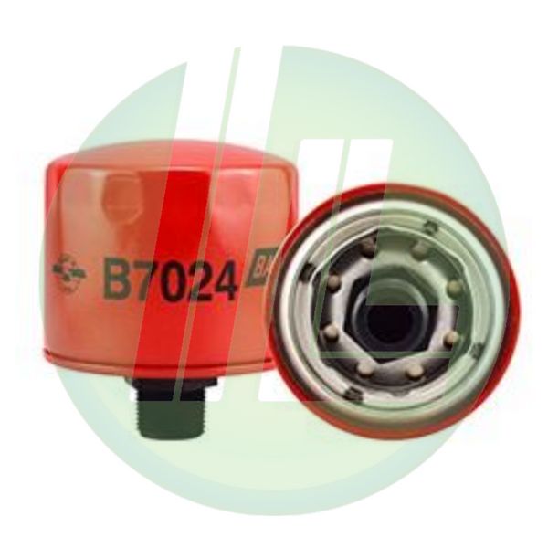 BALDWIN B7024 Air Breather Spin-On Fuel Filter
