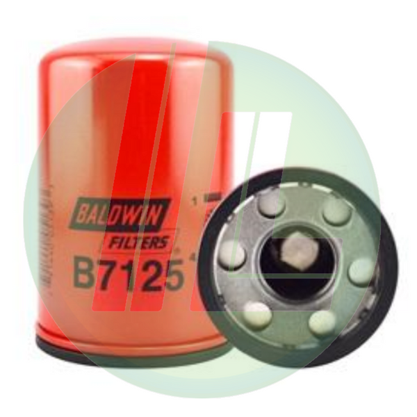 BALDWIN B7125 Full-Flow Lube Spin-On Filter