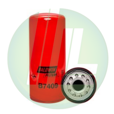BALDWIN B7409 By-Pass Lube Spin-On Fuel Filter