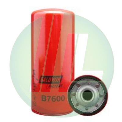BALDWIN B7600 Full-Flow Lube Spin-On Fuel Filter