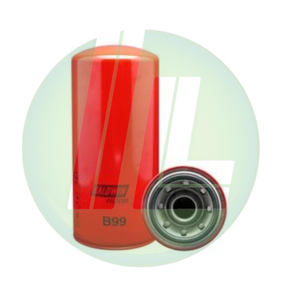BALDWIN B99 Full-Flow Lube Spin-On Filter