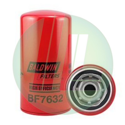 BALDWIN BF7632 High Efficiency Fuel Filter Spin-On