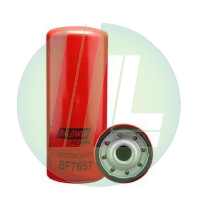 BALDWIN BF7657 Secondary Fuel Filter Spin-On