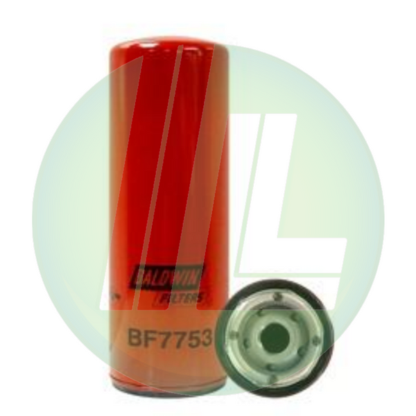BALDWIN BF7753 High Efficiency Spin-On Fuel Filters for Diesels