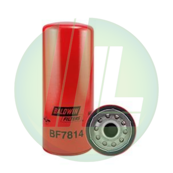 BALDWIN BF7814 Spin-On Fuel Filter for Diesels