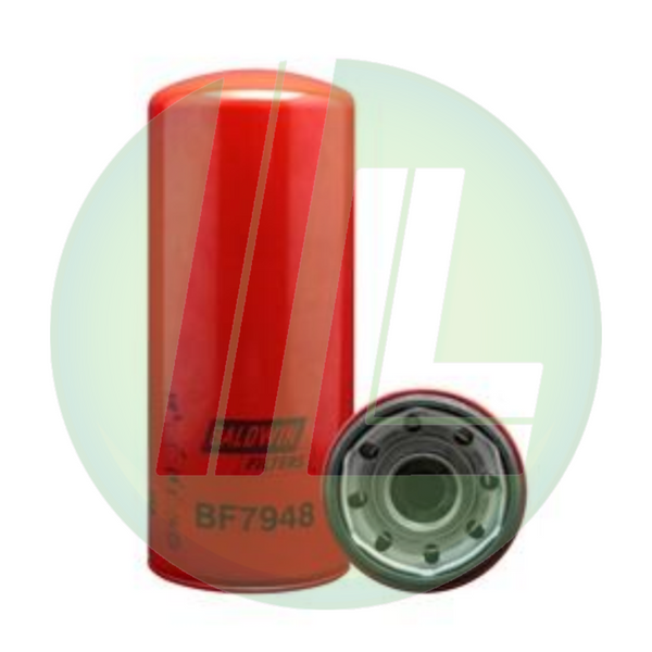 BALDWIN BF7948 HD Spin-On Fuel Filter for Diesels