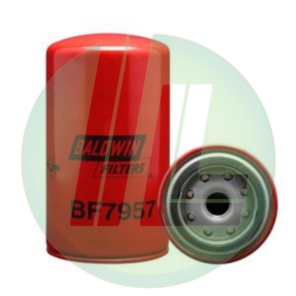 BALDWIN BF7957 HD Spin-On Fuel Filters for Diesels