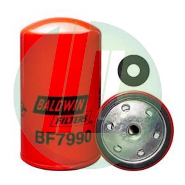 BALDWIN BF7990 HD Spin-On Fuel Filter for Diesels