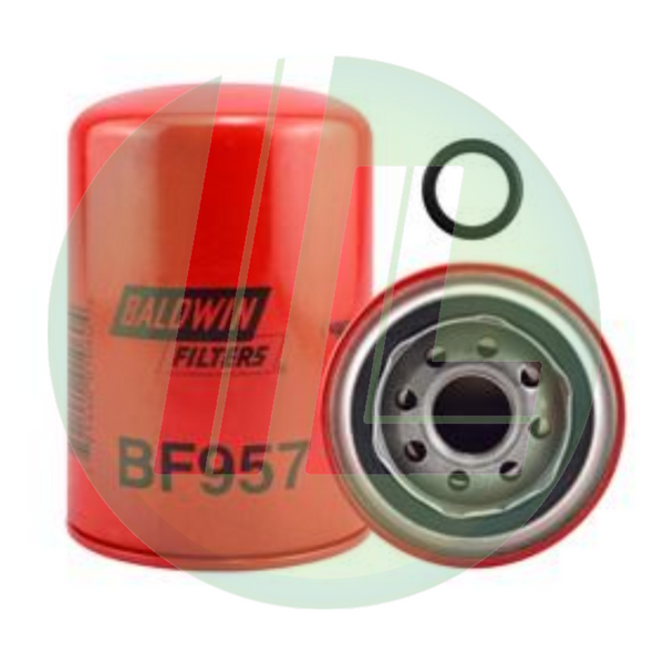 BALDWIN BF957 Fuel Filter Spin-On
