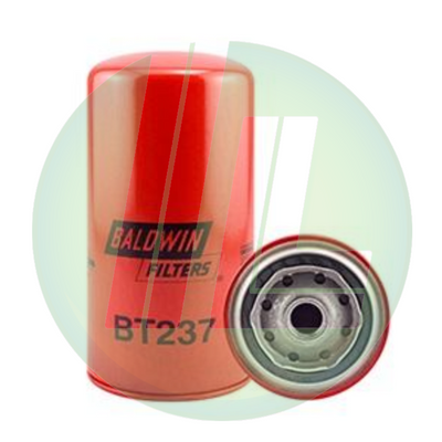 BALDWIN BT237 Full-Flow Spin-On Lube Filter
