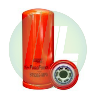 BALDWIN BT9362-MPG Maximum Performance Glass Hydraulic Spin-On Fuel Filter