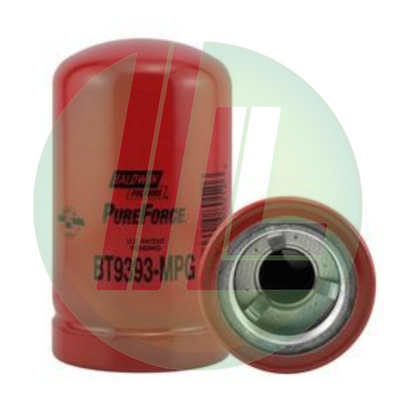 BALDWIN BT9393-MPG Maximum Performance Glass Hydraulic Spin-On Fuel Filter