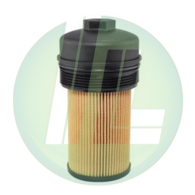 BALDWIN P7436 Auto Lube Fuel Filter Element with Lid