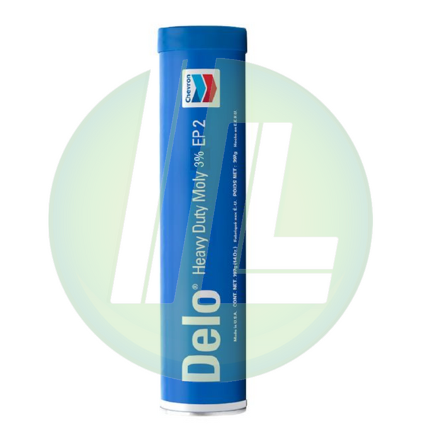 CHEVRON Delo Heavy Duty Moly 3% EP2 - Pack
