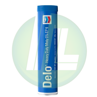 CHEVRON Delo Heavy Duty Moly 5% EP1 - Pack