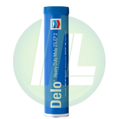CHEVRON Delo Heavy Duty Moly 5% EP2 - Pack