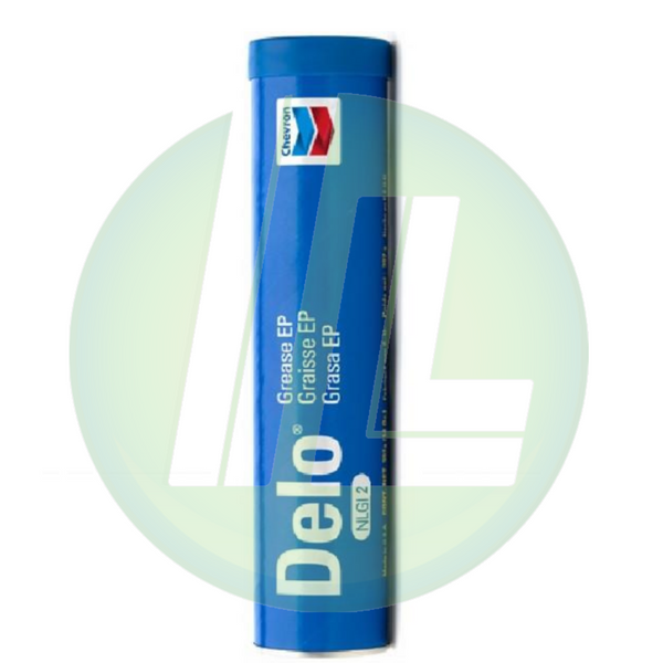 CHEVRON Delo Lubricating Grease EP2 - Pack