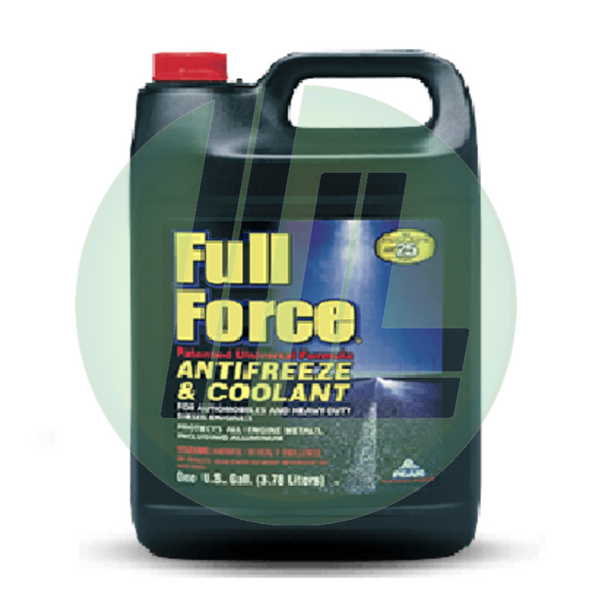 PEAK Full Force Endurance Concentrate Green Anti-Freeze + Coolant - Case