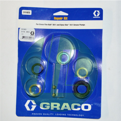 Graco 241623 Lowerpump Repair Kit for Fireball 300 (50:1) Pump