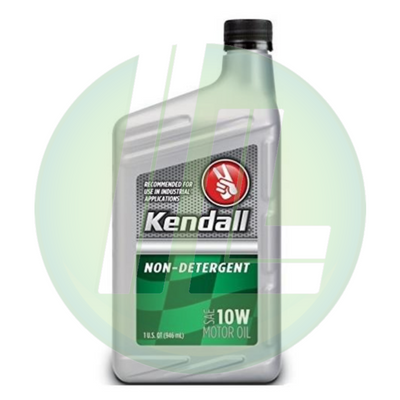 KENDALL Non-Detergent 10W Motor Oil - Case