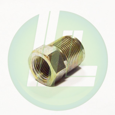 Lincoln Industrial 11396 Coupling Nut - 3/8