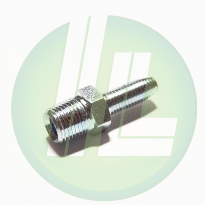 Lincoln Industrial 12614 Hose Stud 1/8