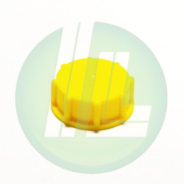 Lincoln Industrial 233-13090-9 Quicklub Protective Cap (Yellow) Fitting
